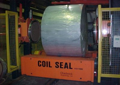 Coil Seal Packaging System 3